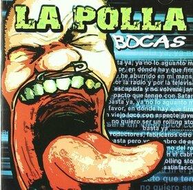 POLLA RECORDS - BOCAS