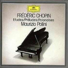 CHOPIN, FREDERIC - 24 ETUDES/PRELUDES/POLONA