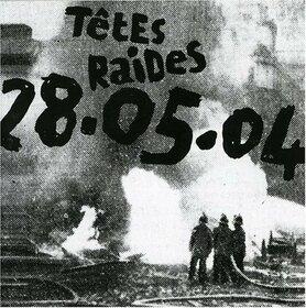 TETES RAIDES - LIVE 28-05-04