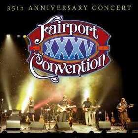 FAIRPORT CONVENTION - 35TH ANNIVERSARY -CD+DVD-