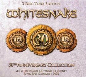 WHITESNAKE - 30TH ANNIVERSARY COLECTION