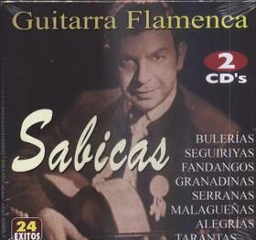 SABICAS - GUITARRA FLAMENCA -2CD-
