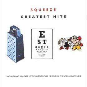 SQUEEZE - GREATEST HITS -20TR-