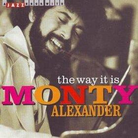 ALEXANDER, MONTY - WAY IT IS
