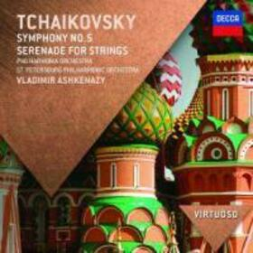 TCHAIKOVSKY, PIOTR ILICH - SINFONIE 5, SERENADE FUER