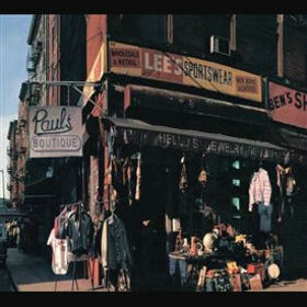 BEASTIE BOYS - PAUL'S BOUTIQUE -LTD-