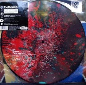 DEFTONES - DIGITAL BATH -TELEFON TEL AVIV- LTD-