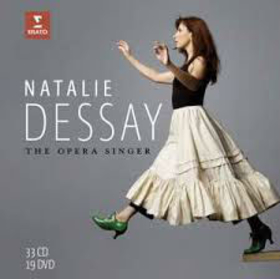 DESSAY, NATALIE - OPERA SINGER =DELUXE BOX=