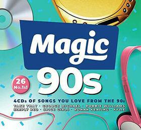 VARIOUS ARTISTS - MAGIC 90'S