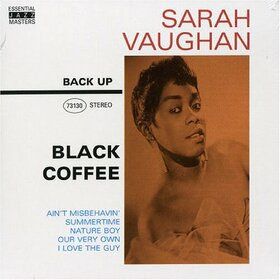 VAUGHAN, SARAH - BLACK COFFEE