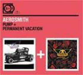 AEROSMITH - PUMP/PERMANENT VACATION