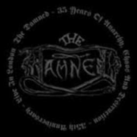 DAMNED - 35 YEARS OF ANARCHY..