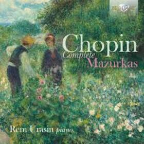 CHOPIN, FREDERIC - COMPLETE MAZURKAS
