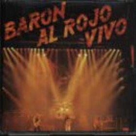 BARON ROJO - AL ROJO VIVO (DOBLE DIRECTO)
