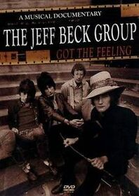 BECK, JEFF - GOT THE FEELING - LIVE AT BEAT CLUB STUDIOS 1972