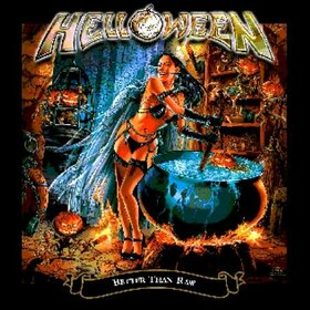 HELLOWEEN - BETTER THAN RAW -EXPANDED-