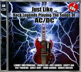 AC/DC.=TRIBUTE= - JUST LIKE