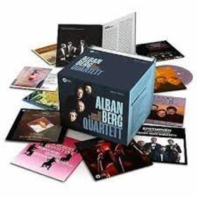 BERG, ALBAN - COMPLETE RECORDINGS =BOX=