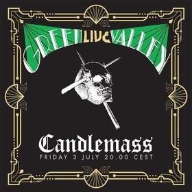 CANDLEMASS - GREEN VALLEY 'LIVE' + DVD