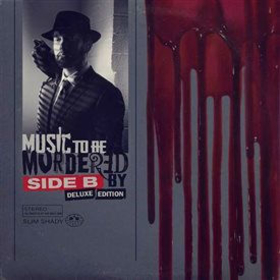 EMINEM - MUSIC TO BE MURDERED BY - SIDE B -DELUXE-