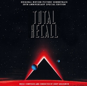 ORIGINAL SOUND TRACK - TOTAL RECALL - 30TH ANNIVERSARY -LTD-