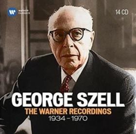 SZELL, GEORGE - WARNER RECORDINGS =BOX=