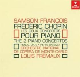CHOPIN, FREDERIC - 2 PIANO CONCERTOS