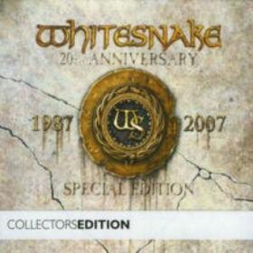 WHITESNAKE - 1987 -ANNIVERS DELUXE-