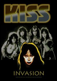 KISS - INVASION - A LOOK AT THE LOS EGYPTIAN GOD