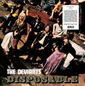 DEVIANTS - DISPOSABLE -HQ-