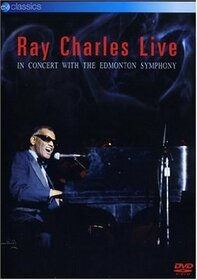 CHARLES, RAY - IN CONCERT WITH EDMONTON