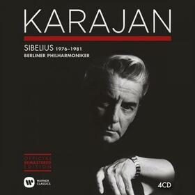 KARAJAN, HERBERT VON - SIBELIUS 1976-1981