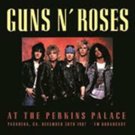 GUNS N' ROSES - AT THE PERKINS PALACE