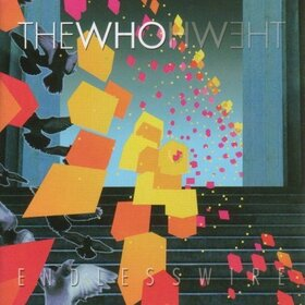 WHO - ENDLESS WIRE -UK EDITION-