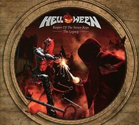 HELLOWEEN - KEEPER OF THE SEVEN KEYS - LEGACY DIGI-