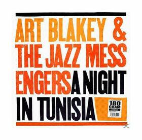 BLAKEY, ART - A NIGHT IN TUNISIA