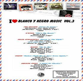 VARIOUS ARTISTS - I LOVE BLANCO Y NEGRO MUSIC 3 2014 =BOX=