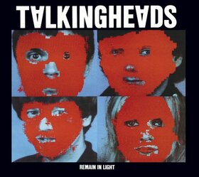 TALKING HEADS - REMAIN IN LIGHT -HQ-