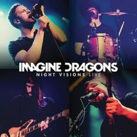 IMAGINE DRAGONS - NIGHT VISIONS - LIVE + DVD