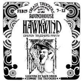 HAWKWIND - GREASY TRUCKERS PARTY -LTD-