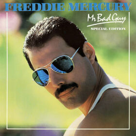 MERCURY, FREDDIE - MR.BAD GUY