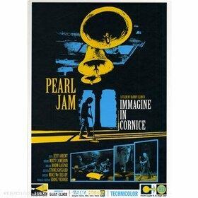 PEARL JAM - IMMAGINE IN CORNICE LIVE