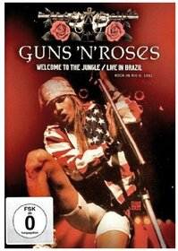 GUNS N' ROSES - WELCOME TO THE JUNGLE LIVE