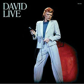 BOWIE, DAVID - DAVID LIVE