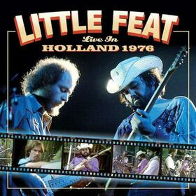 LITTLE FEAT - LIVE IN HOLLAND 1976 + DVD