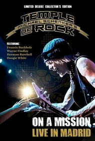 SCHENKER, MICHAEL - ON A MISSION-LIVE IN MADRID