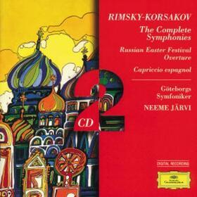 RIMSKY-KORSAKOV, NIKOLAI - SYMPHONIES NO.1-3