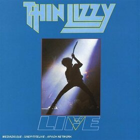 THIN LIZZY - LIFE -LIVE-