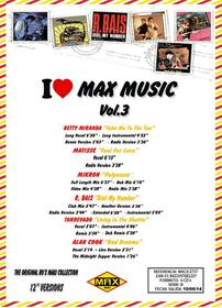 VARIOUS ARTISTS - I LOVE MAX MUSIC 3 2014 =BOX=