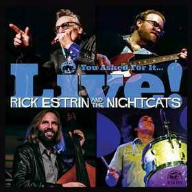 ESTRIN, RICK - YOU ASKED FOR IT... LIVE!
